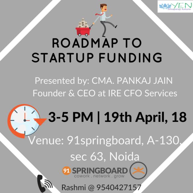 Roadmap to startup funding (2)